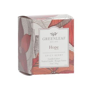 Hope Candle Cube Votive - New Design